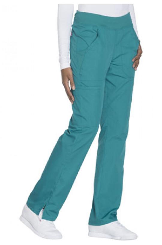 Брюки медицинские женские Cherokee WW 210 (TLBW зеленый, твилл)