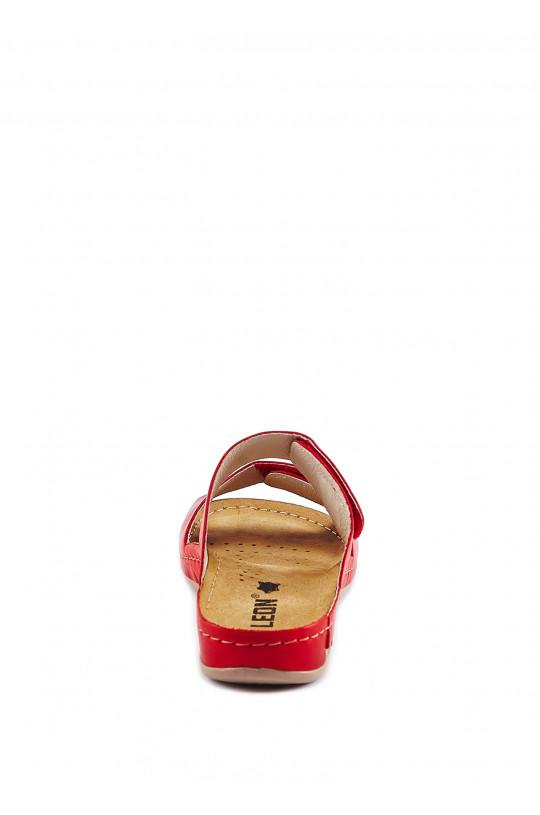 Сабо медицинские женские 952 (красный)
