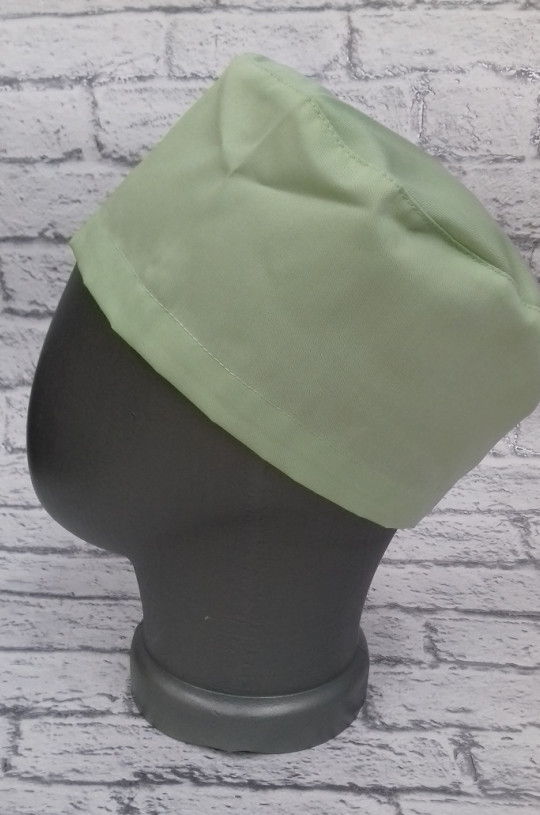 Медицинский головной убор 0-716 (Leaf Green 420, сатори)