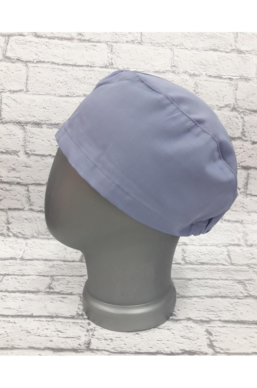 Убор головной 0-716 (Pastel Blue 136, сатори)