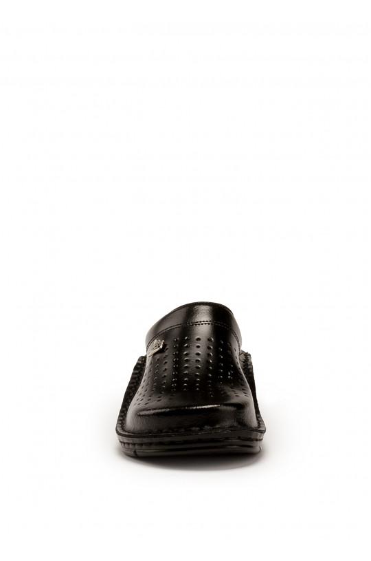Сабо медицинские мужские V 200M (черный)