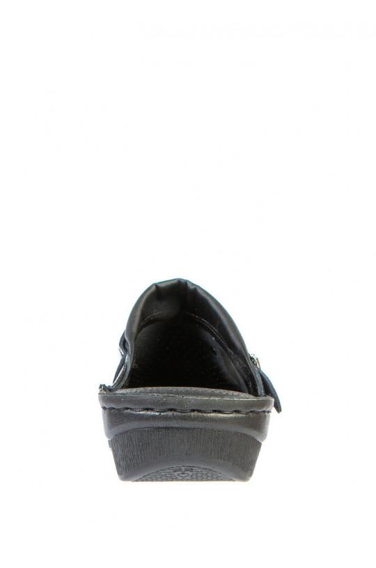 Сабо медицинские мужские V 202M (черный)