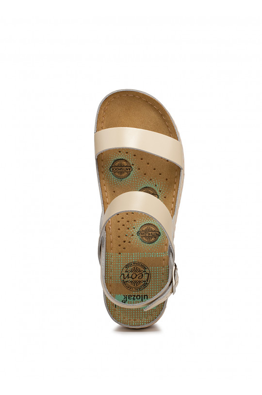Сабо-сандали медицинские женские 920 (бежевый)